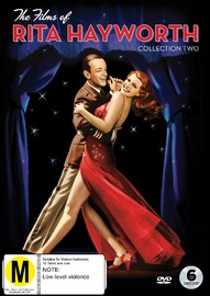 The Rita Hayworth Collection II on DVD