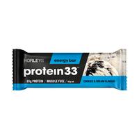 Horleys Protein 33 Muscle Bars - Cookies N Cream (1 x 60g)