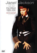 Janet Jackson - The Vevet Rope Tour on DVD