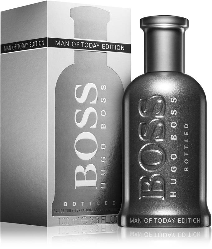 Hugo Boss: Boss Bottled Man Of Today Fragrance (EDT, 100ml) image