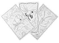 Crayola: Giant Colouring Pages - Foldalope Busy Bugs