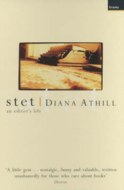 Stet by Diana Athill image