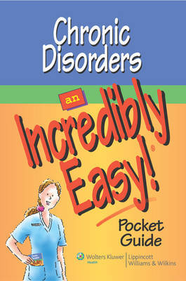 Chronic Disorders: An Incredibly Easy! Pocket Guide image