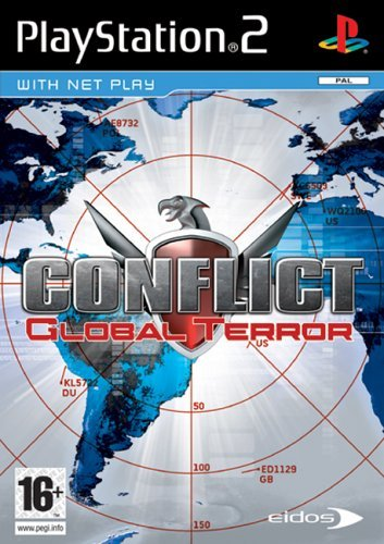 Conflict: Global Storm (aka Global Terror) for PlayStation 2