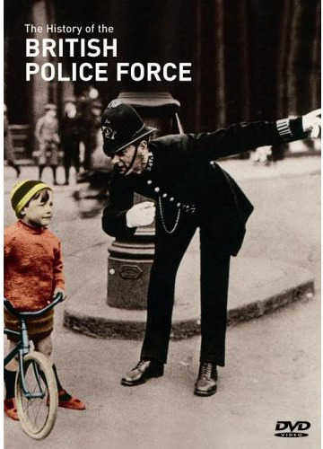 The History Of The British Police Force on DVD
