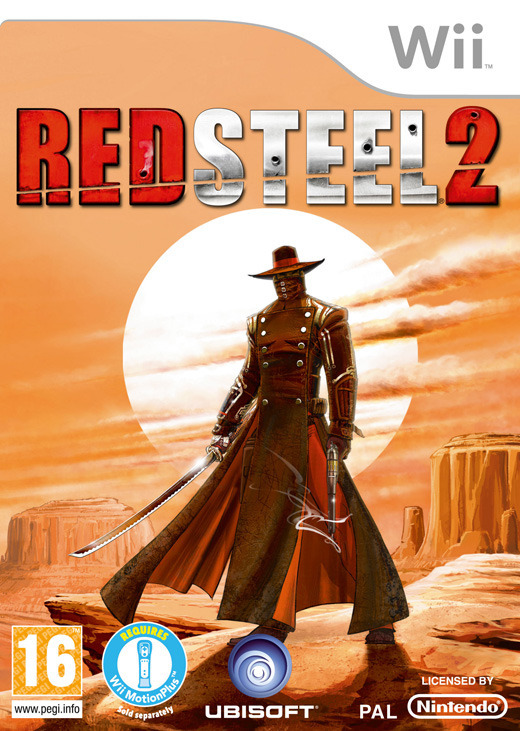 Red Steel 2 for Nintendo Wii