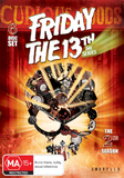 Friday the 13th: The Series - 2nd Season (6 Disc Set) DVD