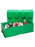 LEGO Storage Brick 8 (Dark Green)