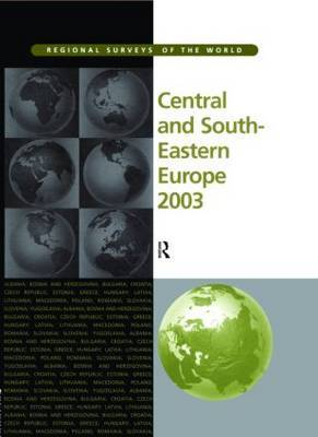 Central and South-Eastern Europe by Eur
