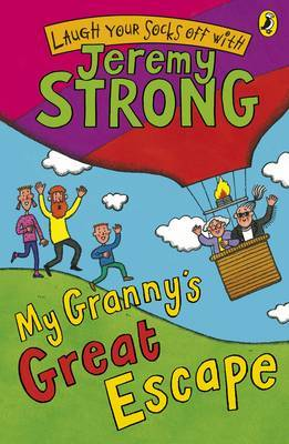My Granny's Great Escape by Jeremy Strong image