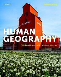 Human Geography by William Norton