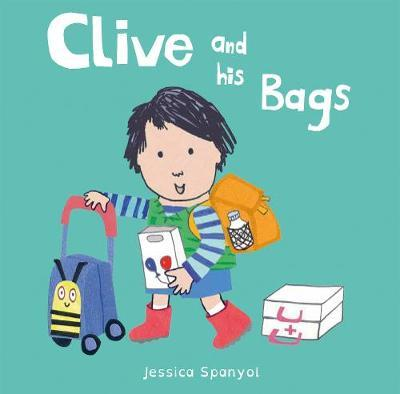 Clive and his Bags by Jessica Spanyol image