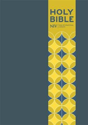NIV Pocket Blue Soft-tone Bible with Clasp by New International Version