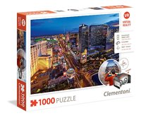 Clementoni: Las Vegas 1000 pc Puzzle with VR