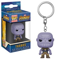 Avengers: Infinity War - Thanos Pocket Pop! Keychain