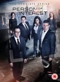 Person Of Interest: The Complete Collection on DVD