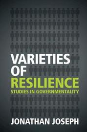 Varieties of Resilience by Jonathan Joseph image