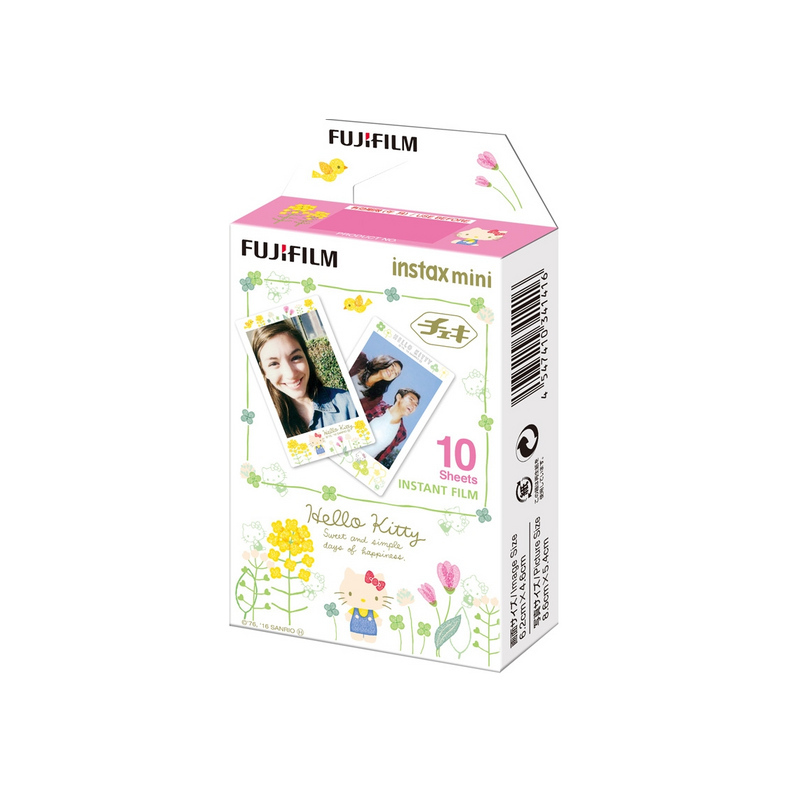 Fujifilm Instax Mini Film 10 Pack - Hello Kitty Sweet and Simple image