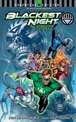 Blackest Night Saga: DC Essential Edition by Geoff Johns