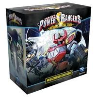 Power Rangers - Heroes of the Grid - Megazord Deluxe Figure