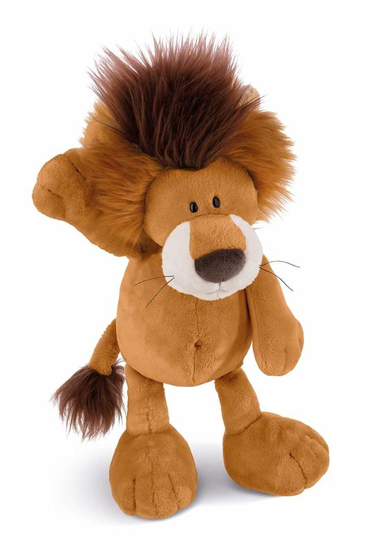 Nici: Wild Friends Plush - Lion Kitan (35cm)
