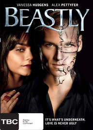 Beastly on DVD