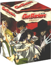 Get Backers Season 1 Collection (5 Disc Box Set) on DVD