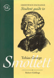 Student Guide to Tobias George Smollett by Robert Giddings image