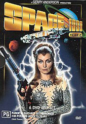 Space 1999 - Year 2: Vol. 1-6 (6 Disc Box Set) on DVD