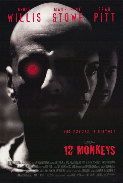 12 Monkeys on DVD image