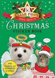 Christmas Sticker Book: Star Paws by MacMillan Children's Books