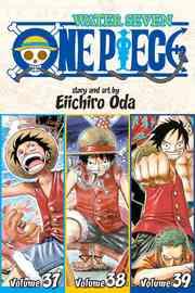 One Piece: Water Seven 37-38-39, Vol. 13 (Omnibus Edition) by Eiichiro Oda