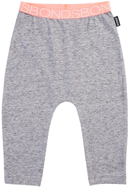 Bonds Stretchy Leggings - Granite Marble (12-18 Months)