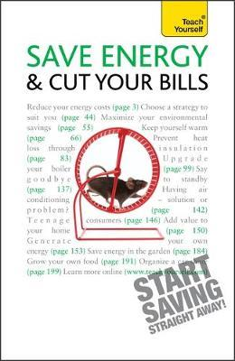 Save Energy and Cut Your Bills: Teach Yourself by Nick White image