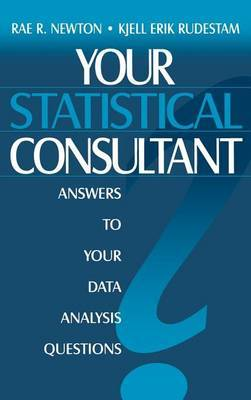 Your Statistical Consultant by Rae R Newton image