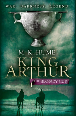 The Bloody Cup by M.K. Hume image