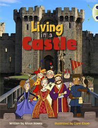 BC NF Turquoise B/1A Living in a Castle by Alison Hawes