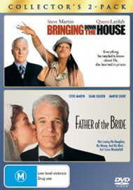 Bringing Down The House / Father Of The Bride - Collector's 2-Pack (2 Disc Set) on DVD image