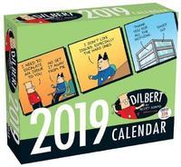 Dilbert 2019 Day-to-Day Calendar by Scott Adams