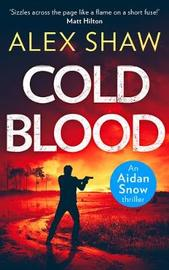 Cold Blood by Alex Shaw image