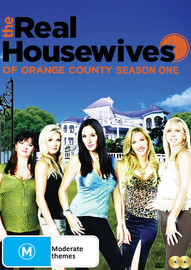 The Real Housewives Of Orange County Season One on DVD