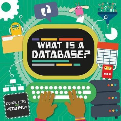 What Is a Database? by Steffi Cavell-Clarke image