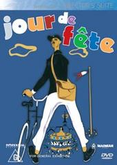 Jour De Fete - Jacques Tati on DVD