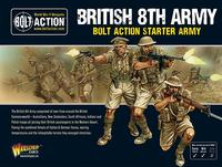 British 8th Army Starter Army