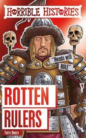 Rotten Rulers by Terry Deary