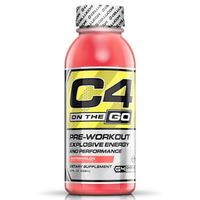Cellucor: C4 On-The-Go RTD - Watermelon (295ml) image