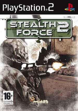 Stealth Force 2 for PS2 image