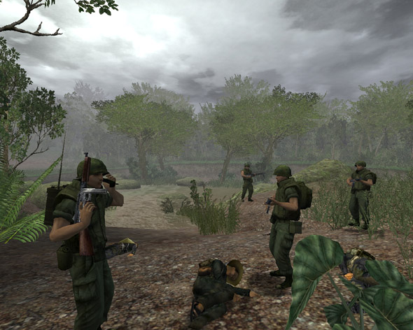Men of Valor: The Vietnam War for PC Games image