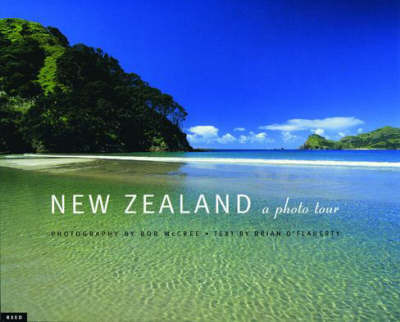 New Zealand: A Photo Tour by Bob McCree