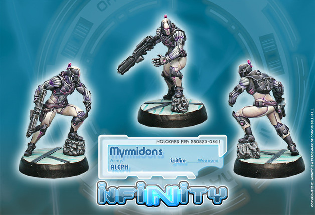Myrmidons (Spitfire)